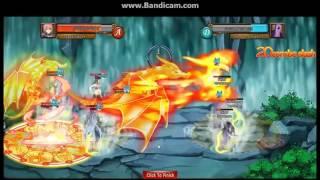Видео обзор игры в контакте 'Fairy Tail  Хвост феи'