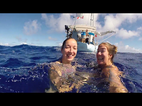 Sailing offshore: Victoria to Hawaii