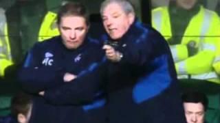 celtic v scotlands SHAME..tackles and incidents