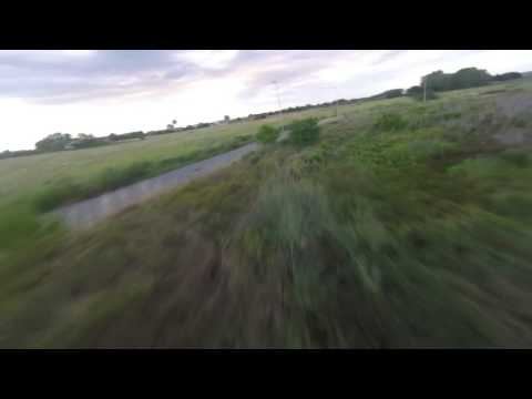 After the Storm(Motor Sound) - Fpv Freestyle