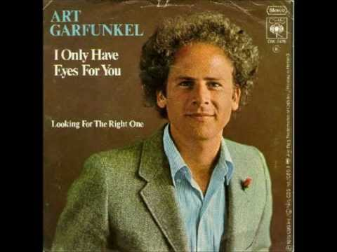 Art Garfunkel-I Only Have Eyes for You