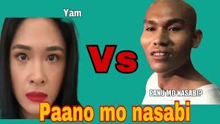 PAANO MO NASABI VIRAL Parody compilation 😂😂😂