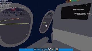 ROBLOX Tripreport | Aqua Airways (Economy) | Airbus A321