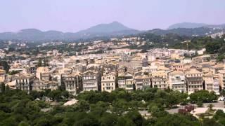 Керкира (Корфу), остров Корфу (Греция).Kérkyra,Greece .avi(Керкира (Корфу) - столица одноименного острова., 2012-04-27T19:59:12.000Z)