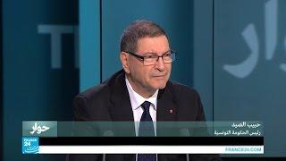 بالفيديو..حبيب الصيد: عندما لا تعود المظاهرات سلمية تخرج عن إطار الديمقراطية