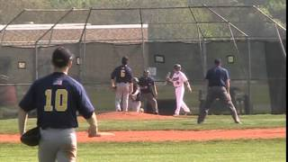 2015 Syosset Baseball Quarterfinal Win v Massapequa 4-3 Part 1 of 2