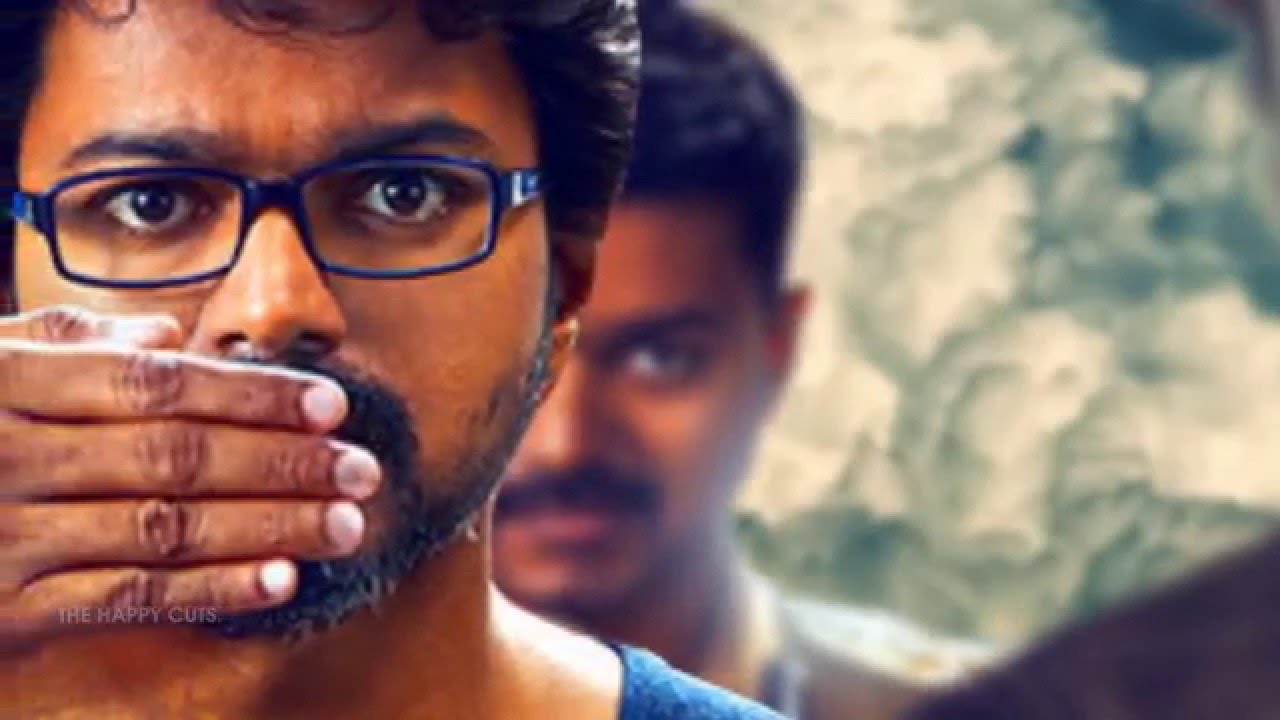 Theri Fan Made Motion Poster 1080p The Happy Cuts Vijay