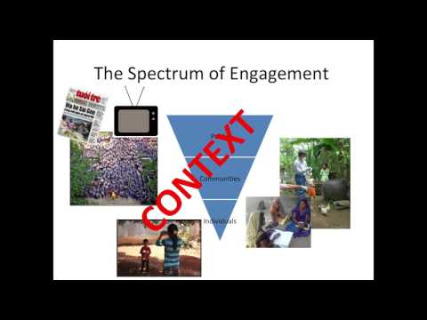 The Spectrum of Engagement: Examples from Vietnam