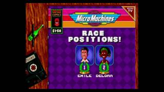 Mandy Dee - Palka Palych. Micro Machines. Turbo Tournament '96