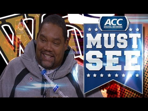 Former Wake Forest Star Rodney Rogers Interview - ACC Must See Moment