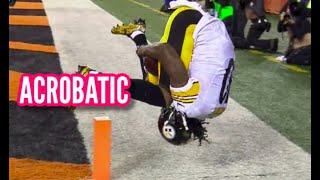 Most ACROBATIC Plays In NFL History