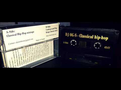 lonnie o - mr. dynamite [dj og-s - classical hip-hop mixtape!]