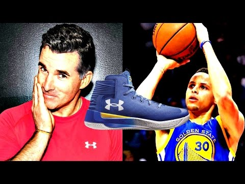 The Story of Under Armour, Stephen Curry, and a (Now) Failing Basketball Shoe