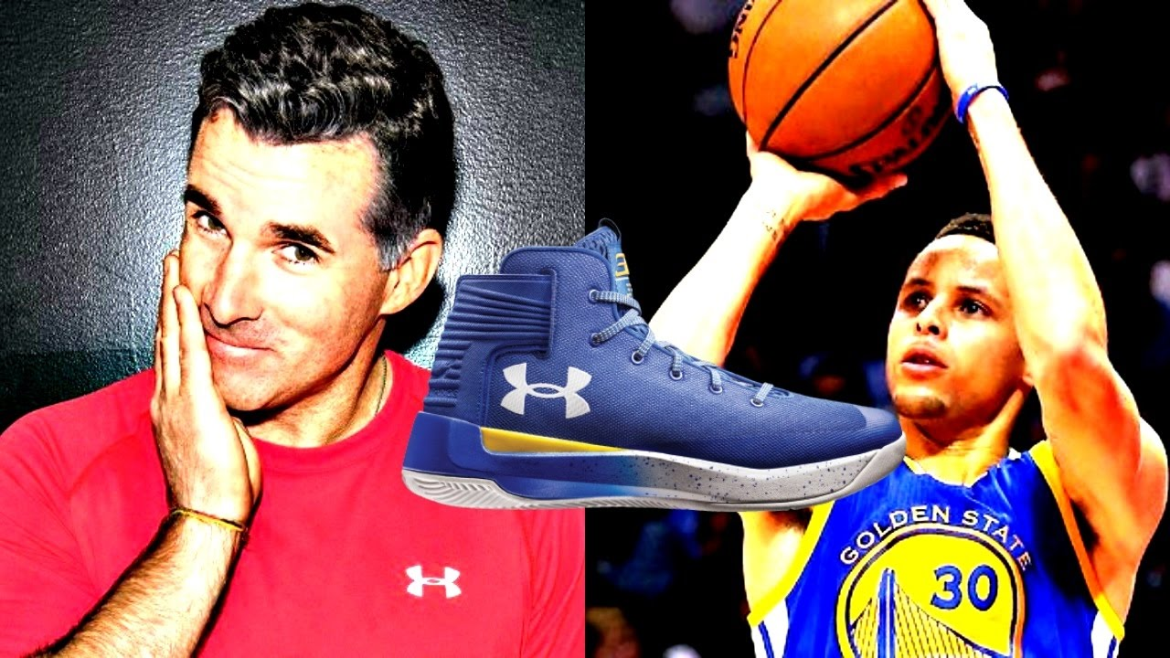 new styles 8a5c6 ca6ba The Story of Under Armour, Stephen Curry, and a (Now) Failing Basketball  Shoe