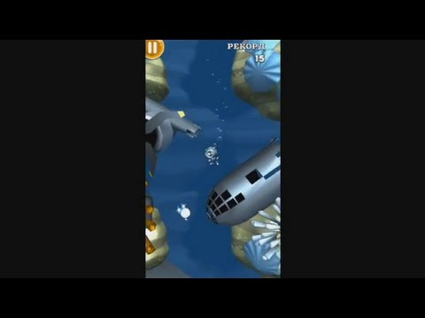 Scuba Dupa (by Mobile Gaming Studios Ltd.) - arcade game for android - gameplay.