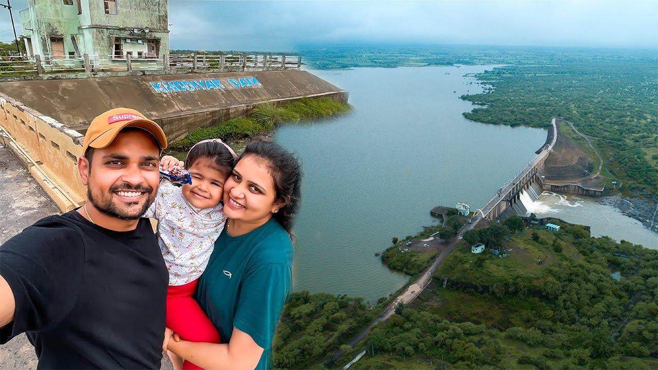 Download Dhari ka Khodiyar Dam pura bhar chuka hai | Heavy Rainfall in Saurashtra !