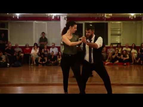 Dance TLV SPOTLIGHT - Shai Madar & Anna Romvári (Tango & Kizomba)