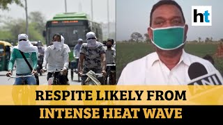 'Intensity of heat wave likely to start subsiding from May 28': IMD