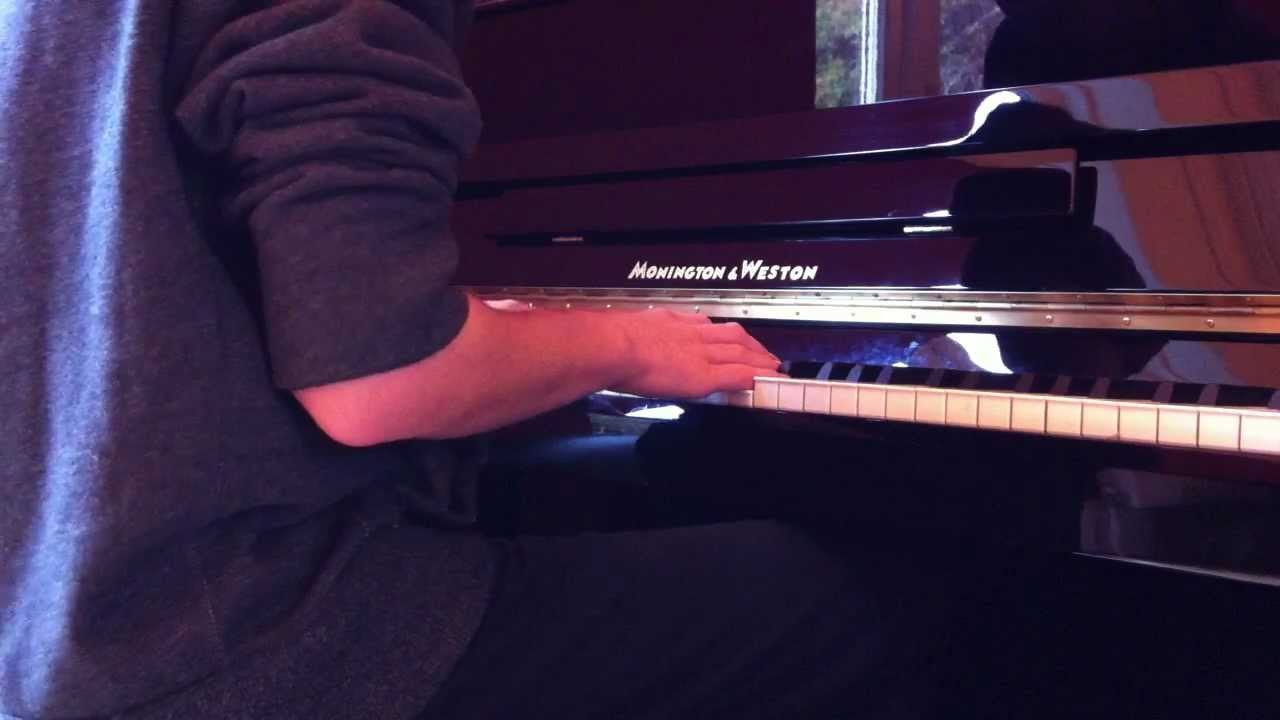 Ed Sheeran - Little Bird Piano Cover