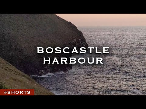 boscastle-harbour,-cornwall,-#shorts-|-exploring-england