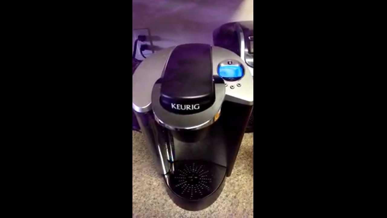 How To Fix Prime Error On Keurig K65 Youtube