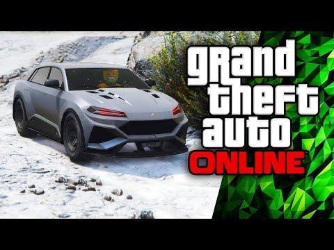 Gta 5 Online Schnee Guten Morgen Livestream Abo Zocken Ps4 Pro Deutsch