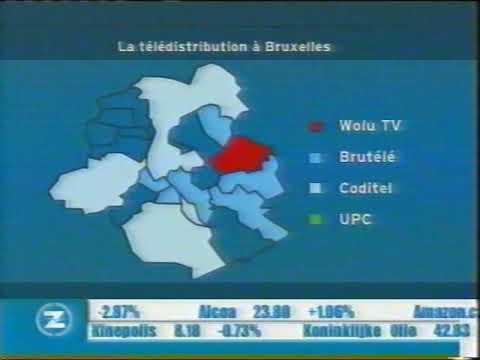 2003 • Canal Z • Ouverture du câble à Bruxelles?