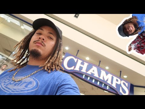 6 SNEAKER STORES IN 1 MALL !!! THEY HAD THE LAST PAIR IN MY SIZE !! SNEAKER PICKUP VLOG !!!