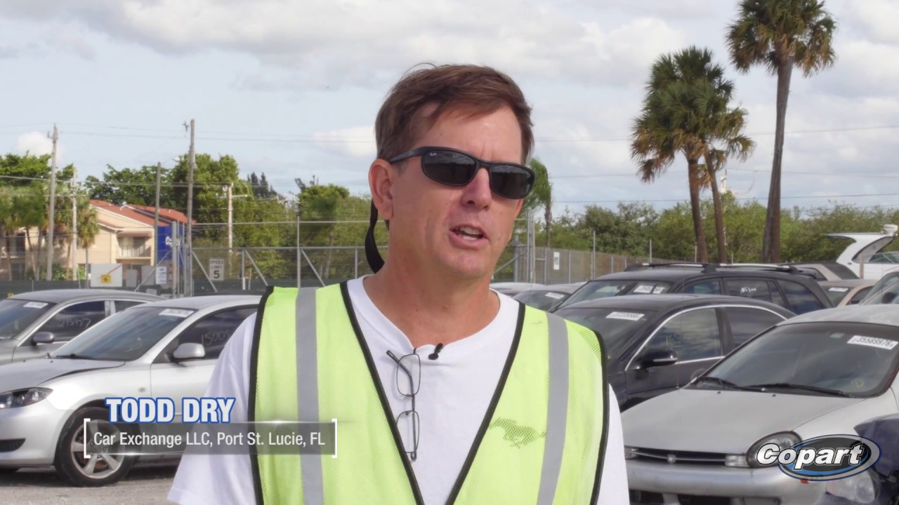 Copart Com Review >> Copart Member Review Todd Dry Car Exchange Llc