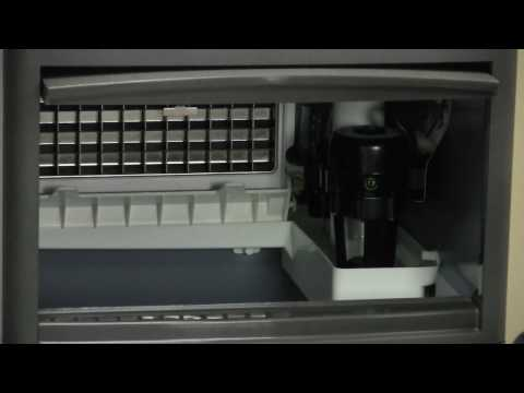 Manitowoc Undercounter Ice Machine Basic Cleaning Video