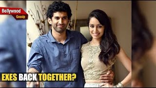 Ex lovers Aditya & Shraddha To Romance Each Other Again?