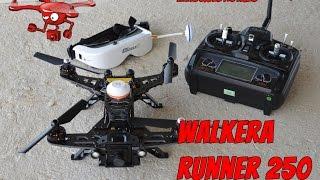 unboxing walkera runner 250 ms que drones
