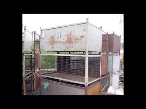 J Sharples dismantling services, factory clearences, salvage buyers