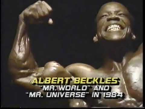 1986 Mr. Olympia – Lee Haney