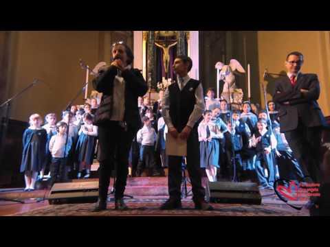 S. Natale 2016 Piccolo coro SMA