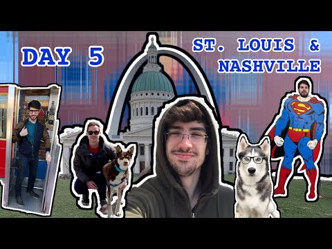 Visiting St. Louis, MO & Nashville, TN | Season 2 Episode 6