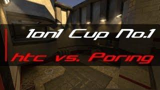 HL2DM.NET | 1on1 Cup #1 | Semi Finals | htc vs. Poring | Part1