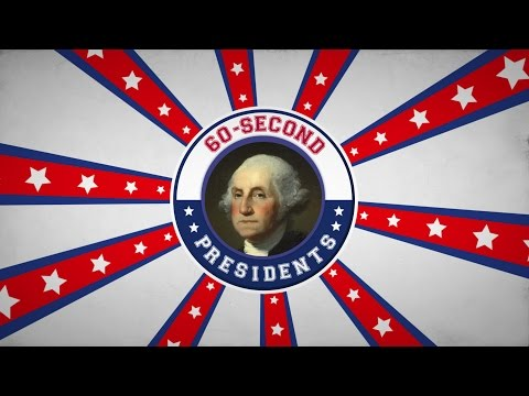 George Washington | 60-Second Presidents | PBS