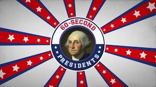 George Washington | 60-Second Presidents | PBS