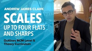 Scales: Music Theory RCM Level 5 (1/4)
