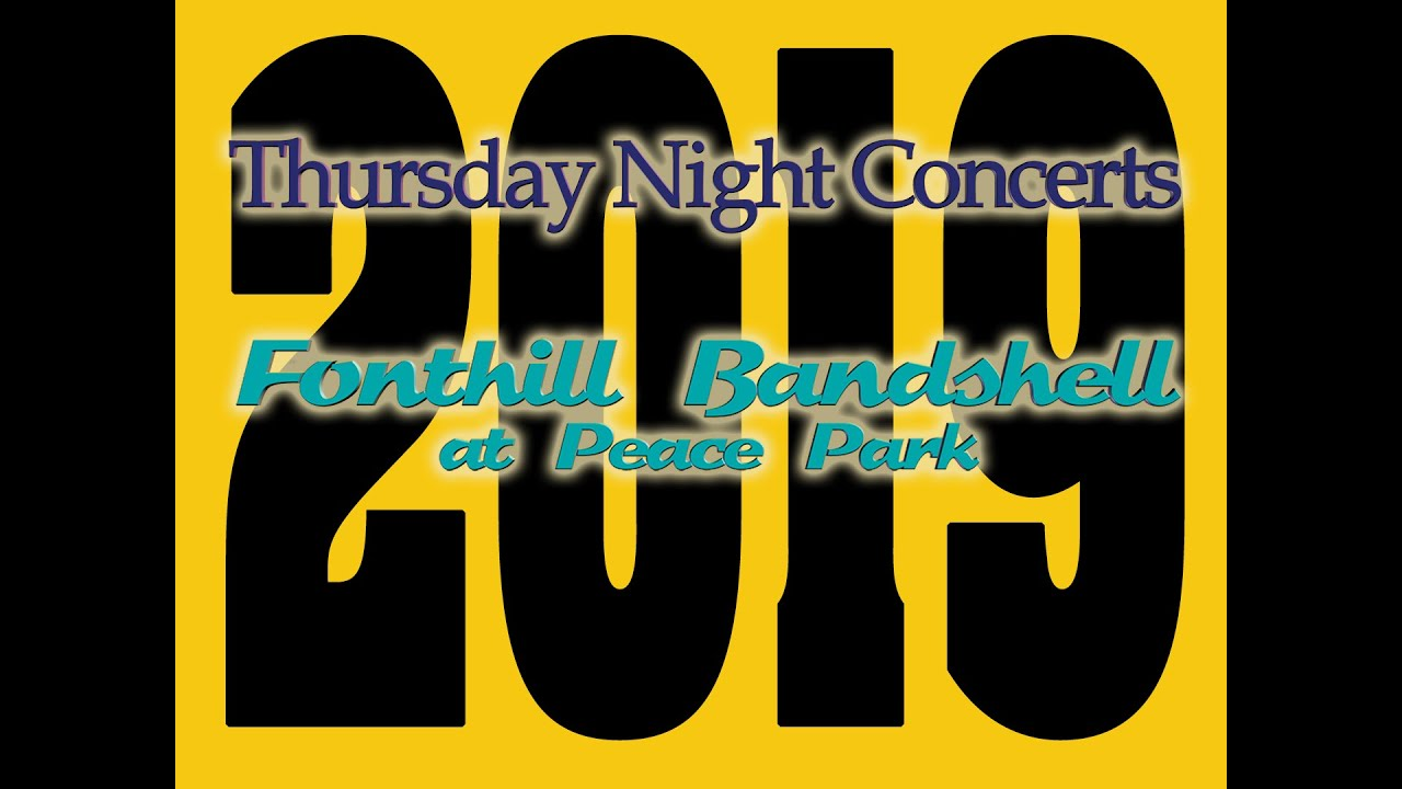 Welcome to the Fonthill Bandshell