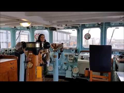 Royal Yacht Britannia - February 2017
