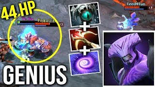 NEW STYLE Bash Slow Critical Pro Void Genius Move 44HP Ultra Kill by Infamous.Accel 7k Dota 2