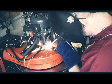 Making a Metal Dust Collector: Part 2 (4K HDR)