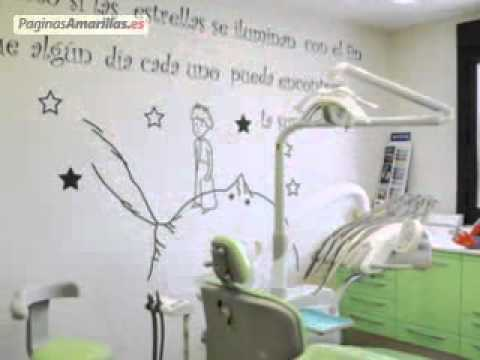 Cl nica dental crea en madrid youtube - Decoracion clinica dental ...