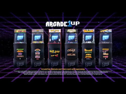 Arcade1Up Commercial (2018) from Steve Betancourt