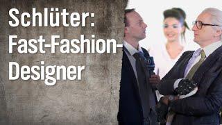 Johannes Schlüter: Modedesigner für Fast Fashion