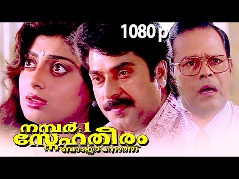 Malayalam Super Hit Family Full Movie | No.1 Snehatheeram Bangalore North | 1080p | Ft.Mammootty