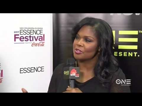 CeCe Winans Interview with Roland Martin | Essence 2017