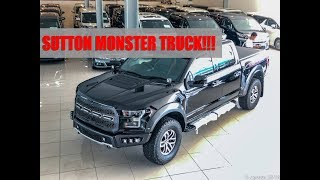 Ford F-150 Raptor (Malaysia)/Monster Truck Sutton CS 3500 - RM780,888 dan Right Hand Drive | REVIEW